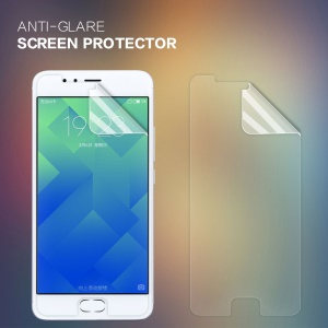 NILLKIN for Meizu M5s Matte Anti-scratch LCD Screen Protector Mobile Guard Film