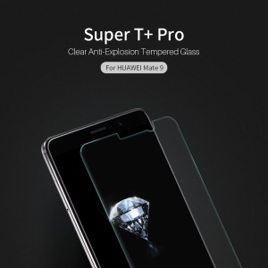 NILLKIN Super T+ Pro HD Clear Tempered Glass Screen Protector for Huawei Mate 9 with Camera Lens Films
