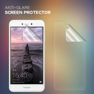NILLKIN pour Huawei P8 Lite (2017) / Honor 8 Lite Mat Anti-scratch Film d'écran LCD Mobile Film