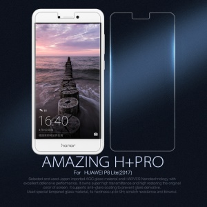 NILLKIN Amazing H+PRO Tempered Glass Screen Protector for Huawei P8 Lite (2017) / Honor 8 Lite Anti-Explosion