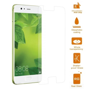 For Huawei P10 Plus Mobile Tempered Glass Screen Protector 0.3mm (Arc Edge)