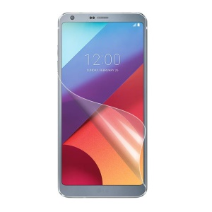 For LG G6 Clear LCD Screen Protector Film