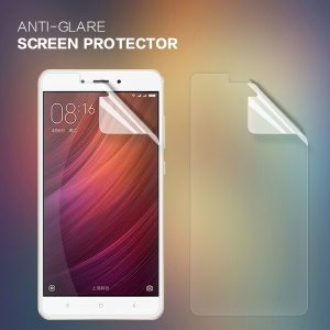 NILLKIN for Xiaomi Redmi Note 4X Matte Anti-scratch LCD Screen Protector Mobile Film