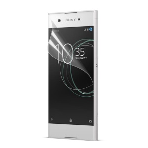 HD Clear LCD Screen Protector Mobile Film for Sony Xperia XA1