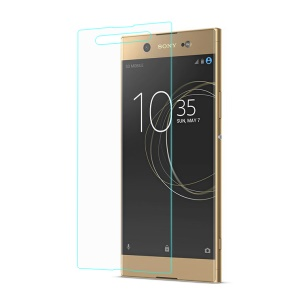 Para Sony Xperia XA1 Ultra 0,3 milímetros de vidro temperado Screen Protector Film Guard (Arc Edge)