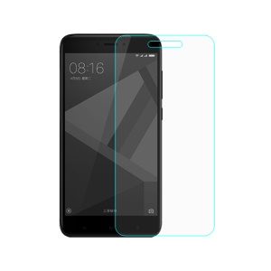For Xiaomi Redmi 4X Tempered Glass Screen Protector Film 0.3mm (Arc Edge)