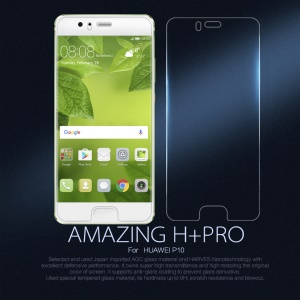 NILLKIN Amazing H+PRO for Huawei P10 Mobile Tempered Glass Screen Protector Nanometer Anti-Explosion