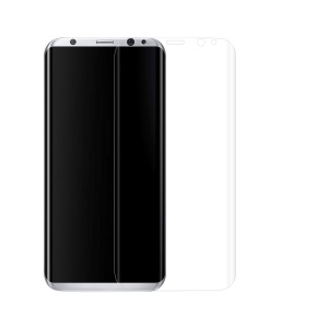 For Samsung Galaxy S8 0.1mm PET Curved Full Coverage Screen Protective Film