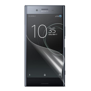 Film de protection écran HD transparent pour Sony Xperia XZ Premium