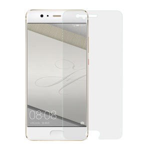 Pour Huawei P10 Film de protection écran tactile mobile en verre 0.3mm (2.5D Arc Edge)