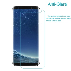 For Samsung Galaxy S8 Plus G955 Matte Anti-glare LCD Mobile Screen Film (Black Package)