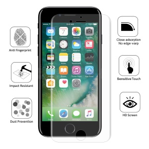 HAT PRINCE 0,1 Mm Full Coverage Displayschutzfolie Für IPhone 7 4,7 Zoll