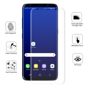 HAT PRINCE 0.1mm Full Coverage Screen Protector Film for Samsung Galaxy S8 Plus G955