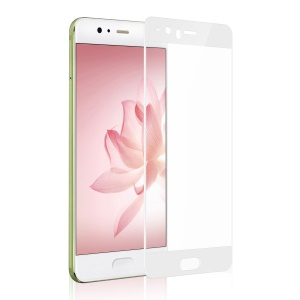 DEVIA Full SizeTempered Glass Screen Protection Film for Huawei P10 Plus - White