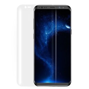 BASEUS for Samsung Galaxy S8+ G955 0.1mm Arc Surface Soft PET Full Cover Screen Protector Film
