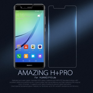 NILLKIN Amazing H+PRO for Huawei P10 Lite Tempered Glass Screen Protector Nanometer Anti-Explosion