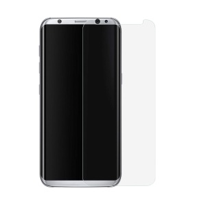 For Samsung Galaxy S8 Plus Tempered Glass Guard Film (0.3mm, Straight Edge)