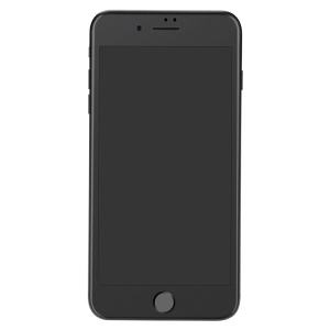 BENKS Magic KR+ Pro 3D Matte Shatter-proof Tempered Glass Screen Protector Film for iPhone 7 Plus - Black