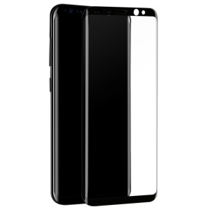 BENKS XPRO+ Full Coverage 3D Curved Tempered Glass Screen Protector for Samsung Galaxy S8 G950