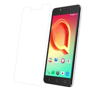 For Alcatel A5 LED 0.3mm Tempered Glass Screen Protector Film (Arc Edge)