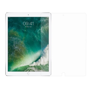 For iPad Pro 12.9 (2017) Tempered Glass Screen Protector Guard 0.3mm (Arc Edge)