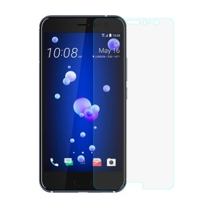 For HTC U11 Mobile Tempered Glass Screen Protector Film 0.3mm (Arc Edge)