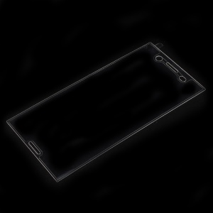 Full Size Tempered Glass Screen Protector for Sony Xperia XZ Premium - Transparent