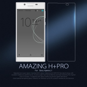 NILLKIN Amazing H + PRO Tempered Glass Display Schutz Anti-Explosion für Sony Xperia L1