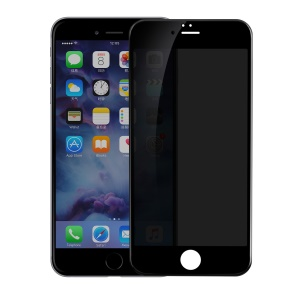 BASEUS 0.23mm Anti-peep Soft PET Edges Full Screen Tempered Glass Screen Protector for iPhone 6s 6 - Black