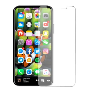 Protetor de tela de vidro temperado Arc Edge para iPhone X / Ten 5.8-inch