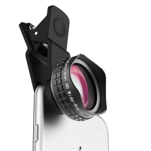 AUKEY PL-WD04 110° Wide Angle Lens with Case and Clip for iPhone 6s Plus/6 Plus