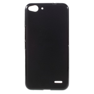 Two-sided Matte TPU Protective Case for Vodafone Smart ultra 6 - Black