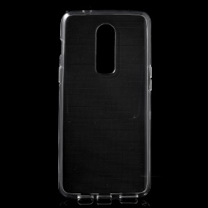 Clear TPU Case Cover with Non-slip Inner for OnePlus 6