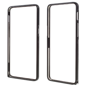 Hippocampal Buckle Aluminium Alloy Metal Bumper for OnePlus 3 - Black