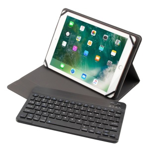 TY-1031 Bluetooth Keyboard Slim Leather Stand Case for iPad mini (2019)/Samsung Galaxy Tab A 10.1 (2019), etc