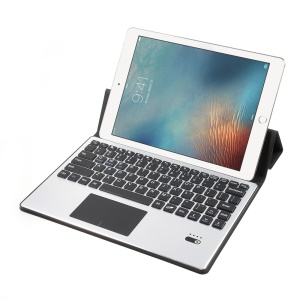 Detachable Bluetooth Wireless Keyboard Origami Foldable Stand Leather Cover for 9.7-10.1 inch Tablet