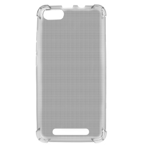 Thick Corners Impact-resistant TPU Cover for Wiko Lenny 3 / K-Kool - Grey