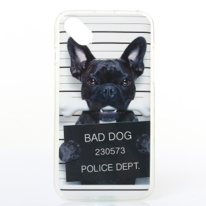 Soft IMD TPU Back Case for Wiko Sunset2 - Bad Dog