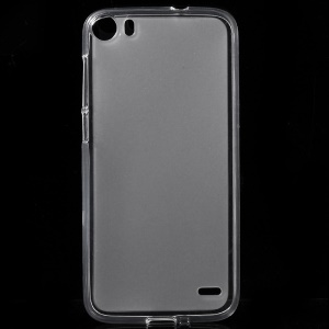 Double-sided Frosted TPU Case for Doogee F3 / F3 Pro - White
