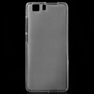 Matte Super Thin TPU Skin Case Cover for Doogee X5/X5 Pro - White