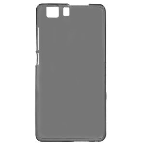 Matte Super Thin TPU Protector Shell Case for Doogee X5/X5 Pro - Grey