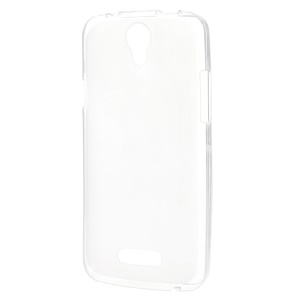 Double-sided Matte Back TPU Phone Case for Doogee X6/X6 Pro - White