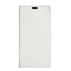 For Doogee Shoot 1 Wallet Leather Magnetic Flip Stand Case - White