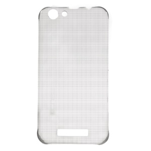 Hard Back Cover Plastic Phone Cover for Cubot Dinosaur - Grey