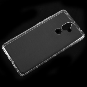 Clear TPU Soft Mobile Phone Shell Cover for Nokia 7 plus