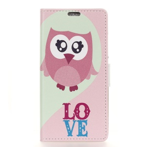 Owl and Love Word