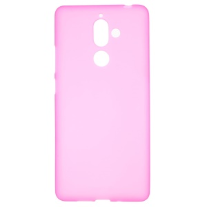 Double-sided Matte TPU Casing for Nokia 7 plus - Rose