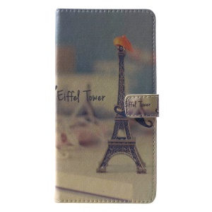 Eiffel Tower and Mustache