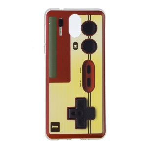 Pattern Printing TPU Case for Nokia 3.1 - Game Controller