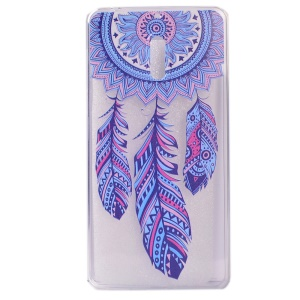 Pattern Printing TPU Case Cover for Nokia 6 - Dream Catcher